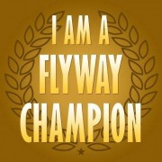 I am a Flyway Chamption