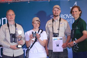 The Arctic Redpolls Win Champions of the Flyway 2016