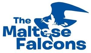 THE MALTESE FALCONS LOGO 300px
