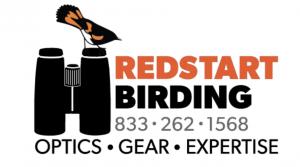 Redstart Birding logo